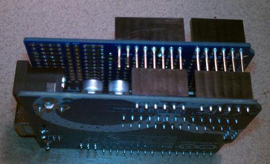 Arduino motor shield r brad s